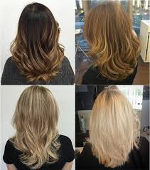 back of hairstyle cut with layers and ushape cut in back 17 popular medium length hairstyles for thick hair best