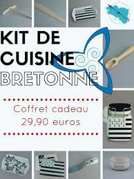 coffret ustensile cuisine ustensiles cuisine bretonne coffret cadeau cap