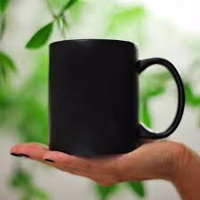 outad 350ml creative design mugs color change ceramic coffee mug