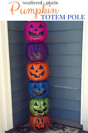 make your own halloween props best 25 fake pumpkins ideas on pinterest fall table decor diy