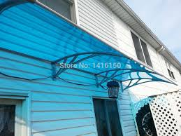 Clear Awnings For Home Aliexpress Com Buy Ds100200 P 100x200cm Deep 100cm Wide 200cm
