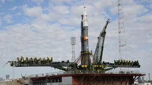 watch soyuz rocket launch on nasa tv at 11 45 p m edt space station