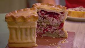raised boxing day pie recipe pbs food