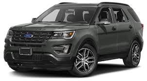 Ford Explorer Black - 2017 ford explorer xlt in smke qrtz metallic for sale in ma new