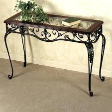Wrought Iron Console Table Best 25 Wrought Iron Console Table Ideas On Pinterest Iron Iron