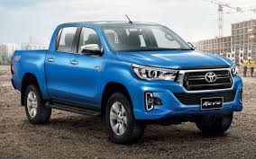 new jeep truck 2018 2018 toyota hilux gets a beastly make over photos 1 of 31