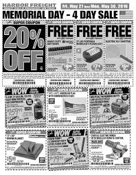 black friday harbor freight deal harbor freight 20 off coupon code for memorial day