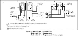 white rodgers fan limit control honeywell oil furnace fan switch wire diagram and limit wiring jpg
