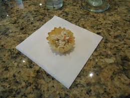 chicken cabatta hors d u0027oeuvres in toasted shell niff 2014