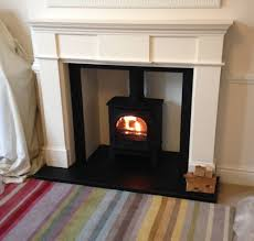small wood burning fireplace insert home decorating interior