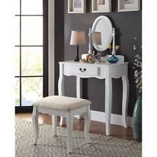 2 Piece Vanity Set Furniture Of America Mayla Elegant Traditional 2 Piece Vanity