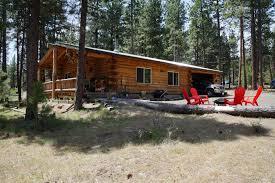 2 Bedroom Log Cabin Southern Oregon Bly Or Log Cabin 1 2 Acres Pines U2013 United