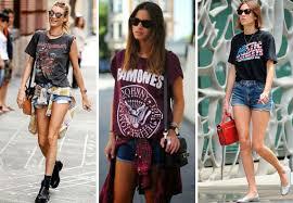 Basta Camisetas de banda: 10 formas para usar a peça com estilo! #CD82