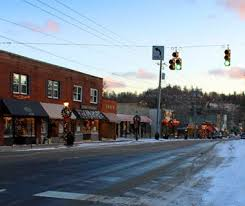 Small Country Towns In America America U0027s Prettiest Winter Towns Travel Leisure