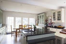 Kitchen With Cream Cabinets by Kitchen Style Black Cream Kitchen Cabinets Trends Furniture With