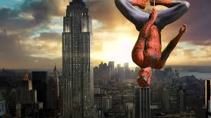 spider man 3 blu ray menu preview 2007 hd 1080p