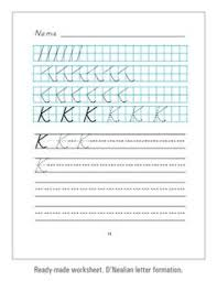 handwriting worksheet maker with this program all you have to do