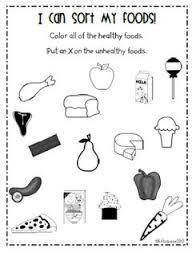 kindergarten health worksheets free worksheets library download
