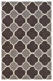 Infinity Area Rugs Dalyn Rugs Infinity If2 Charcoal Contemporary Area Rugs By