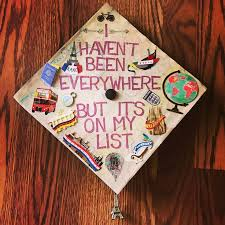 College Graduation Cap Decoration Ideas 418 Best Graduation Cap Decorations Images On Pinterest