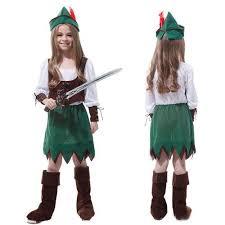 Fox Halloween Costume Kids 2017 Girls Peter Princess Halloween Costumes Kids Zorro