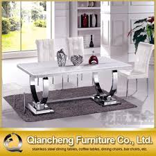Stainless Steel Dining Room Tables by Metal Dining Table Legs Metal Dining Table Legs Suppliers And