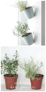 diy ice cream tin can wall planters livi palm pot white indoor