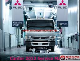 mitsubishi canter 2012 service manual auto repair manual forum