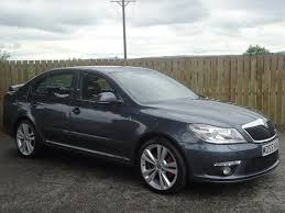used skoda octavia hatchback 2 0 tdi cr vrs 5dr in heywood lancs