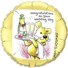 Congratulations On Your Wedding Day Congratulations On Your Wedding Day Uninflated