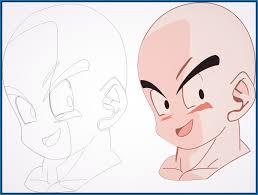 imagenes de goku para dibujar faciles con color fotos de dragon ball z para dibujar con color archivos imagenes de