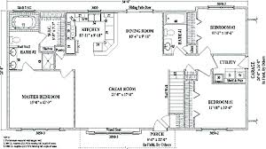 open floor plans for ranch homes open floor ranch house plans floor plan from open concept homes