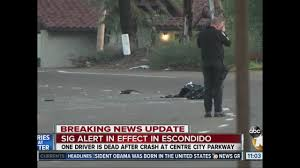Sigalert San Diego Map by 33 Year Old Woman Killed In Escondido Crash 10news Com Kgtv Tv