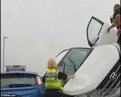 stolen u0027 car in head on crash on leeds dual carriageway daily