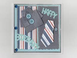 origami shirt birthday card handmade birthday card