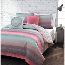 Girls Bedding Sets by Dylan Twin Twin Xl Comforter Mini Set 68 In X 90 In College