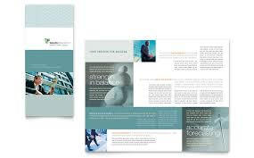 tri fold brochure template free download wealth management services tri fold brochure template word