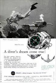 rolex ads 2016 rolex submariner 5513 gilt 1966 u2013 horlogerie exquise