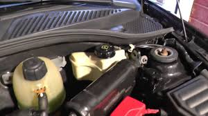 renault clio mk2 power steering fluid top up location youtube
