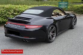 2013 porsche 911 4s cabriolet used 2013 porsche 911 991 4s pdk for sale in