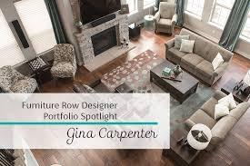 Sofa Mart Lakewood by Furniture Row Designer Portfolio Spotlight Gina Carpenter Front