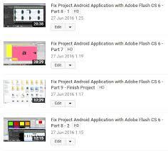 membuat aplikasi android sederhana dengan flash cara membuat aplikasi android dengan adobe flash cs 6 dunia teknik
