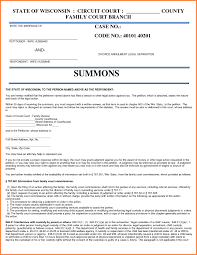 wisconsin divorce forms business form templates