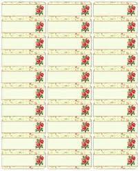 free christmas address labels u0027 templates u2013 happy holidays