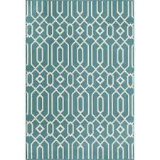 Geometric Outdoor Rug Blue And Beige Geometric Outdoor Rug Products Bookmarks Design