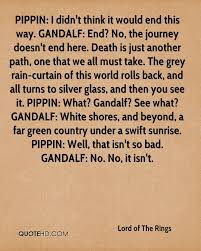 lord of the rings quotes quotehd