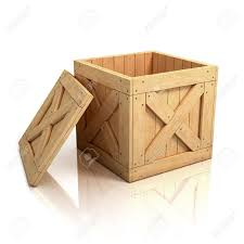 open wooden crate stock photo picture and royalty free image