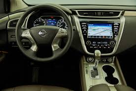 black nissan inside 2015 nissan murano review