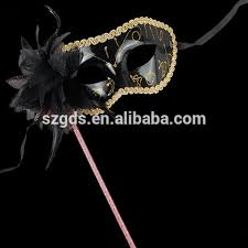 mask party party stick masks mardi gras wholesale masquerade mask venetian