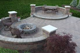 Small Brick Patio Ideas Outdoor U0026 Garden Lovely Patio Deck Design Ideas With Colorful